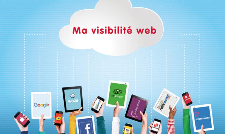 visibilité en ligne