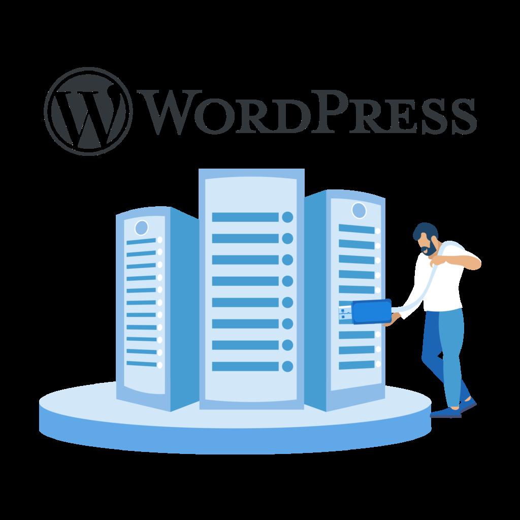 hebergement wordpress